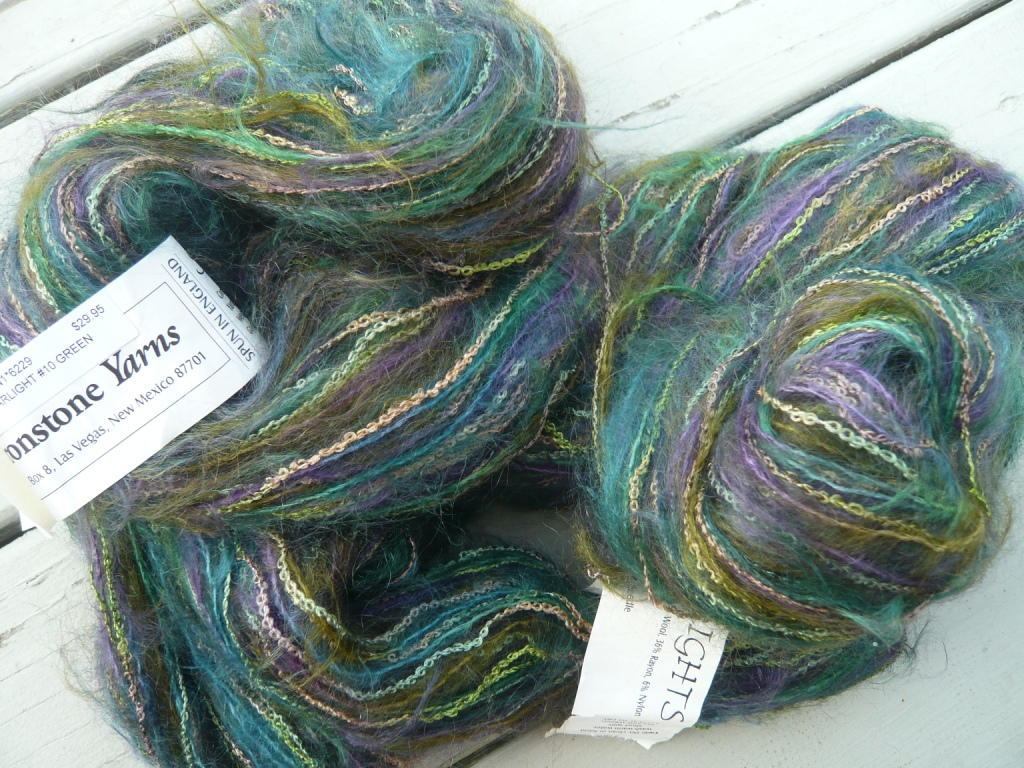 Novelty Yarn : Not Just Novelty Yarns Ehdknits