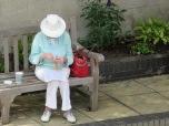knitting in Henley