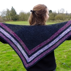 Super Simple Shawl